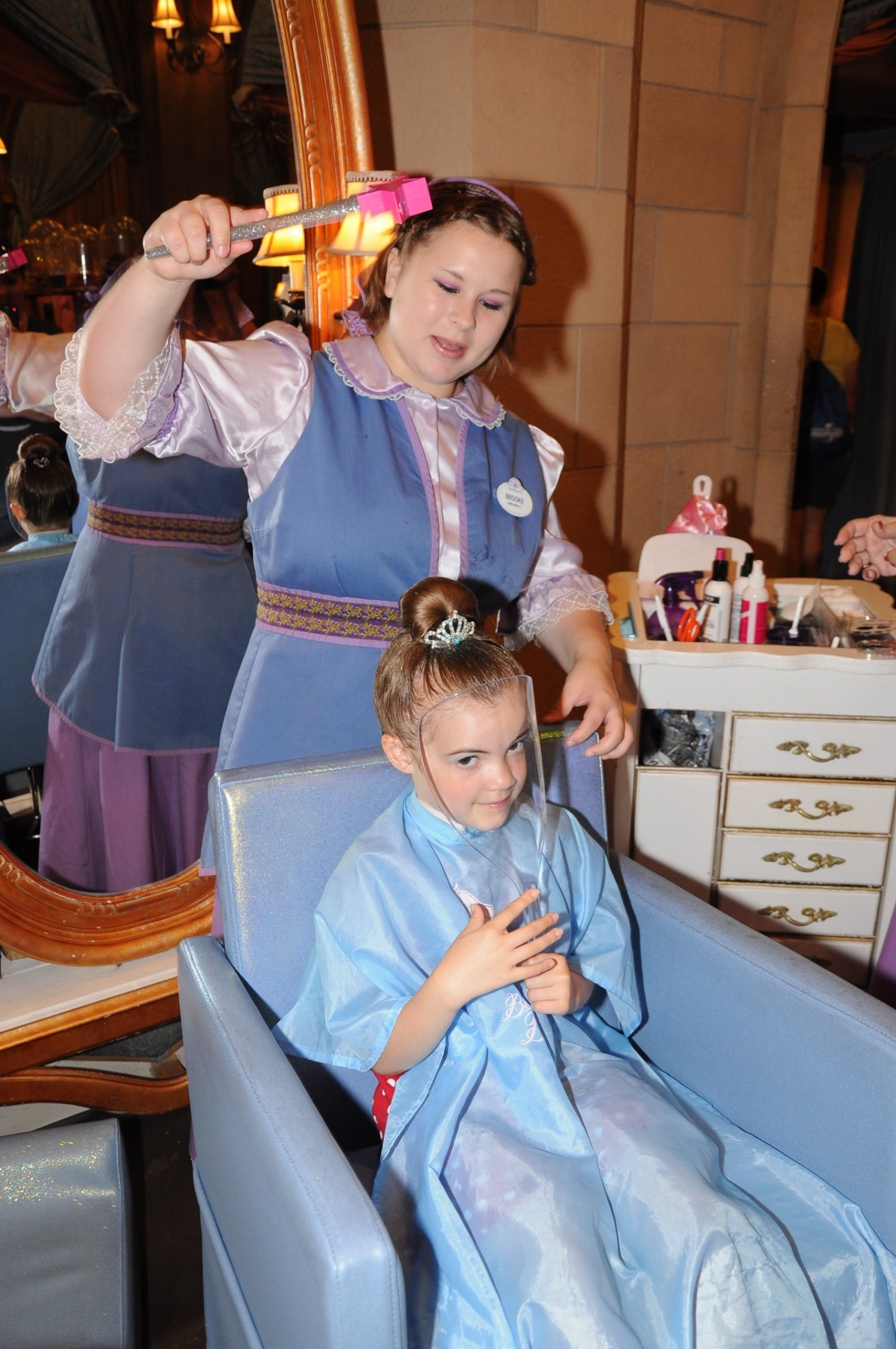 Bibbidi Bobbidi Boutique Storybook World Travel