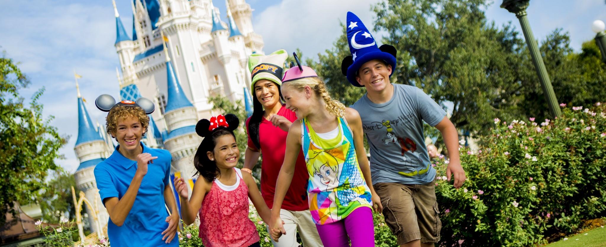 Family Fun at Walt Disney World