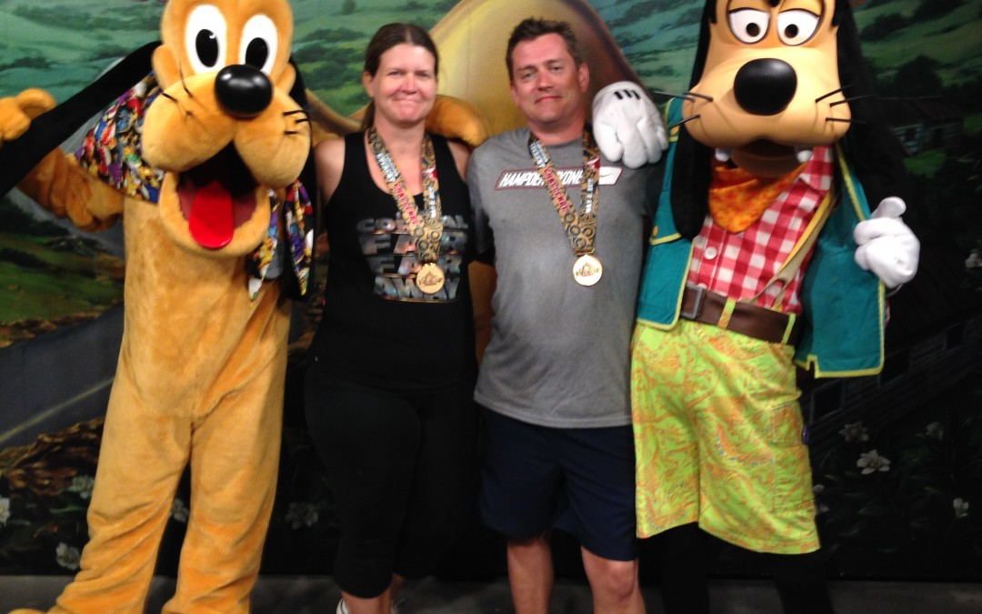 runDisney: Wine and Dine